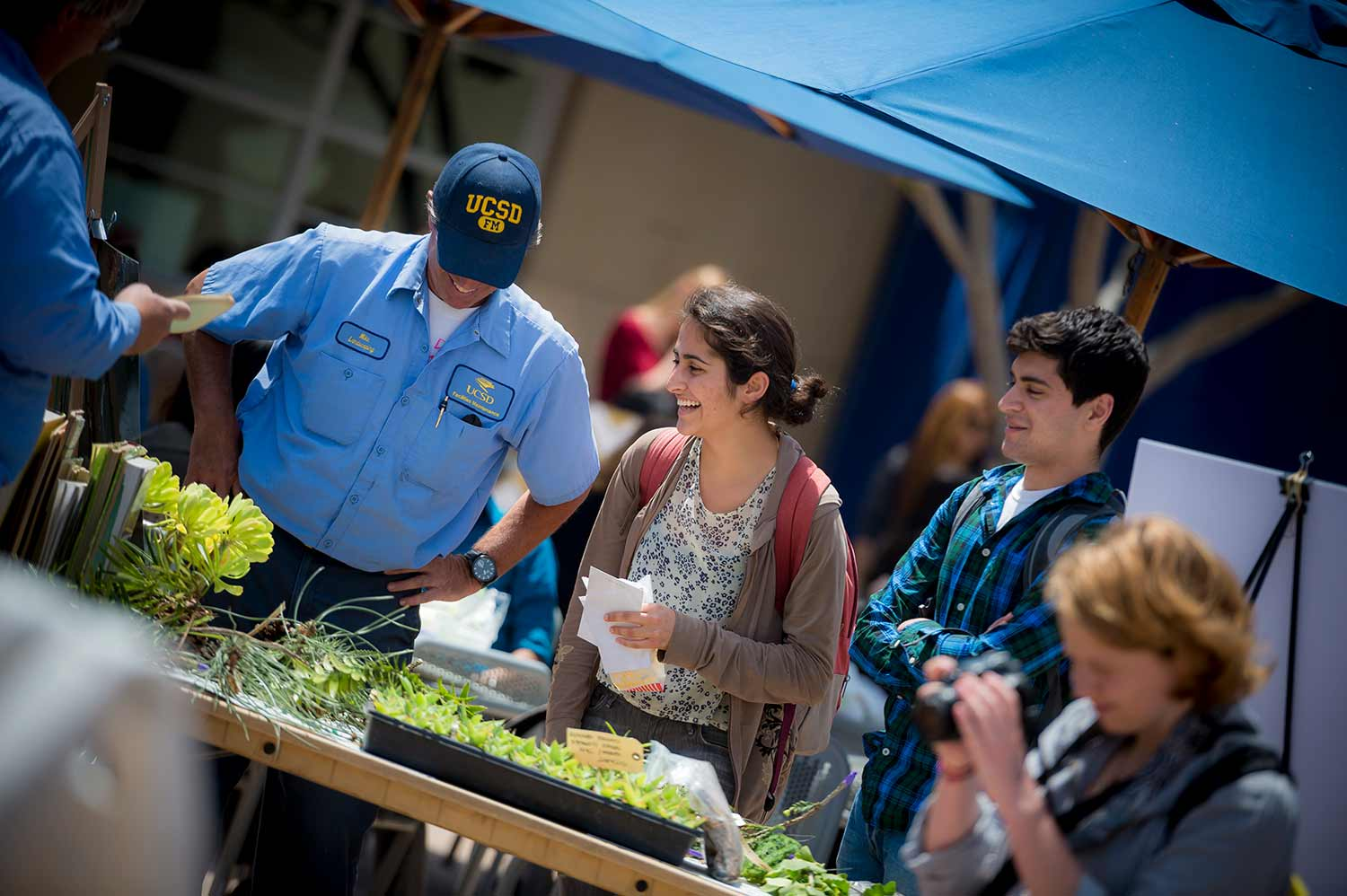 UC San Diego celebrates earth month