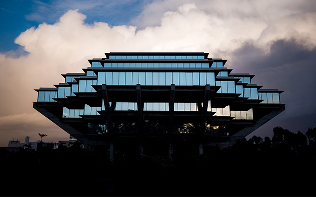 UC San Diego Named World's 14th Best University for Fourth Consecutive Year