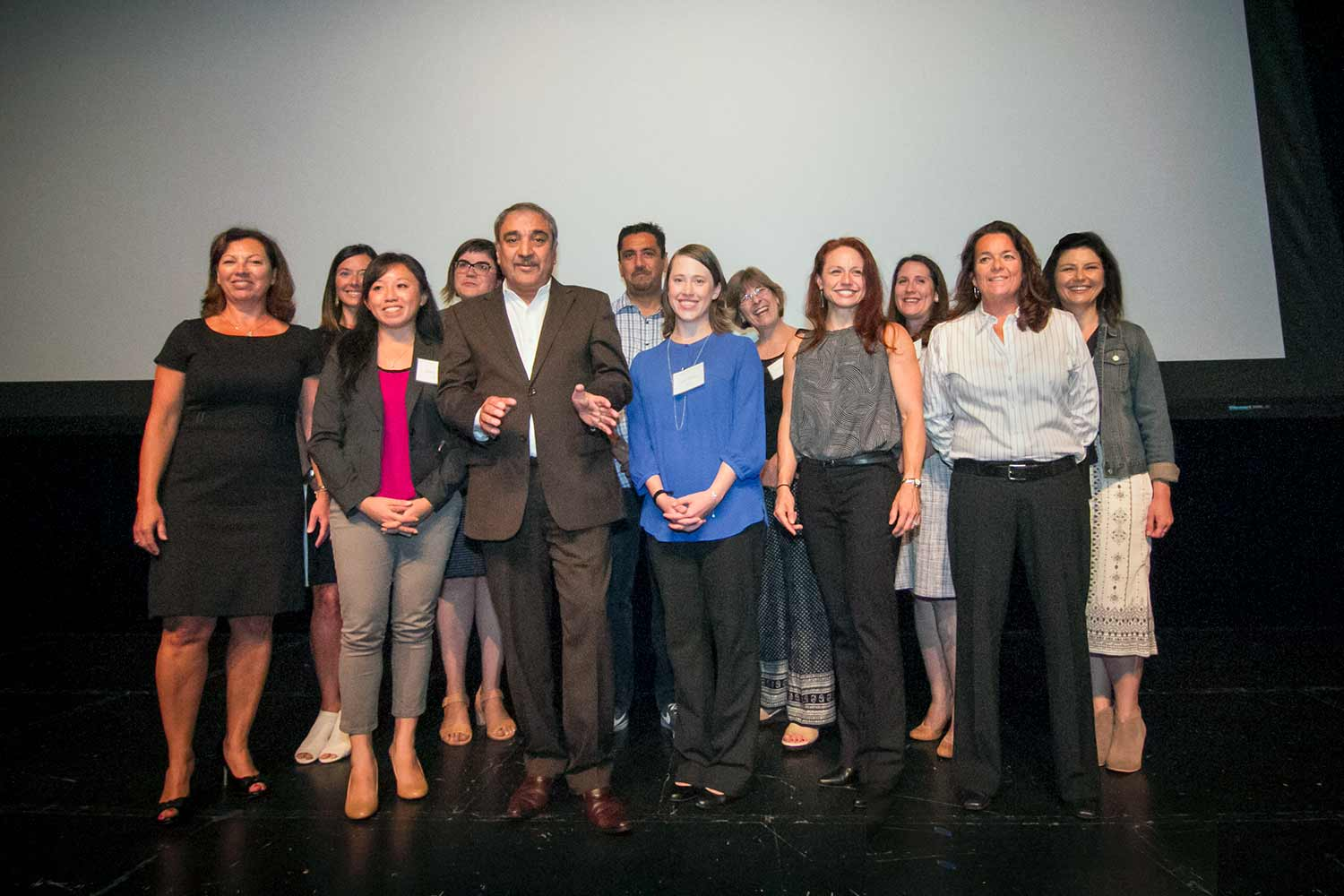 2017 UC San Diego employees of the year