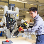Engineers Developing Advanced Robotic Systems That Will Become Surgeon's Right Hand