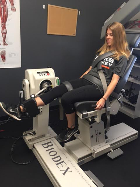 UC San Diego Physical Therapy