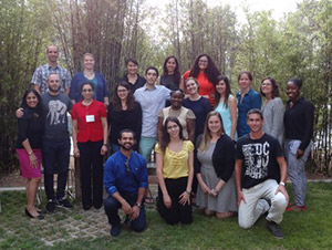 Image: Graduate students from across academic disciplines participated in an immersive, four-day workshop titled Inspiring Research: Creative Strategies for Communication.