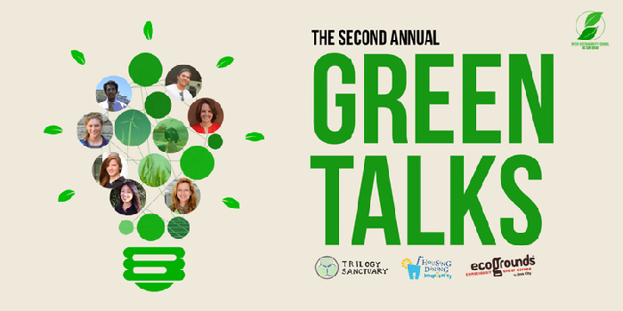 Second annual green talks 2017