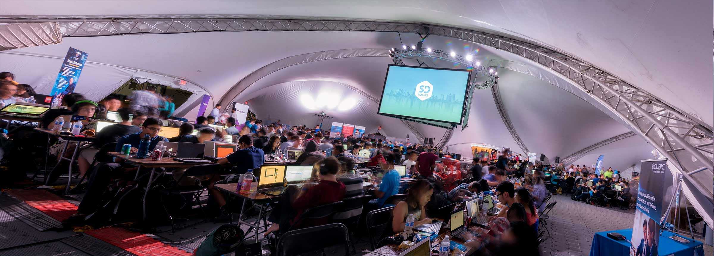 Image: Round-the-Clock Hackathon
