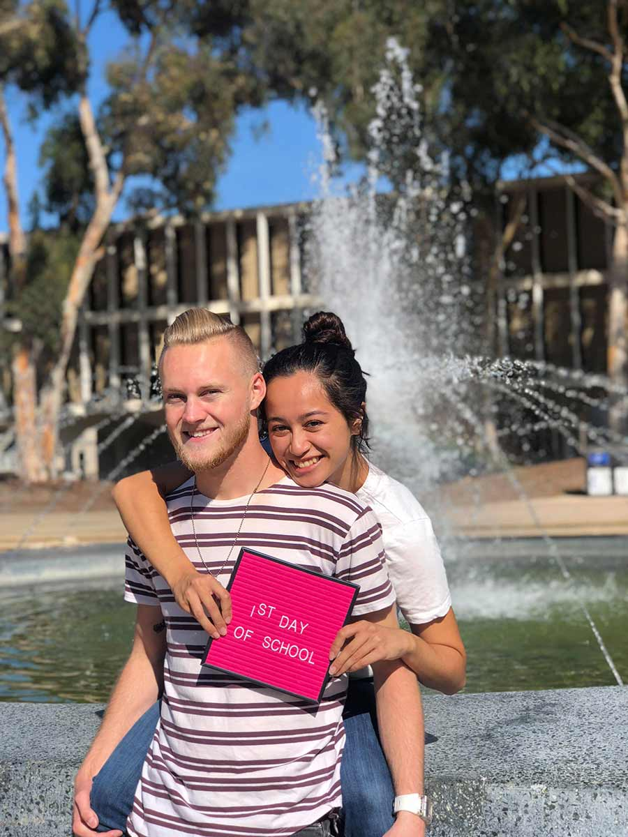 Dating at uc san diego