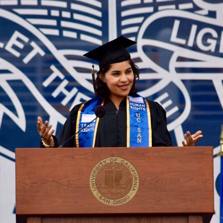 UC San Diego Celebrates Commencement with Message of Hope