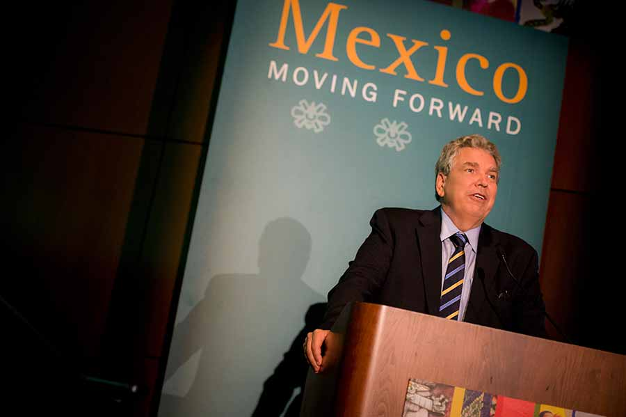 Image: Peter Cowhey, dean of UC San Diego's School of Global Policy and Strategy