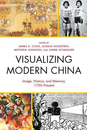 Modern China Book Cover