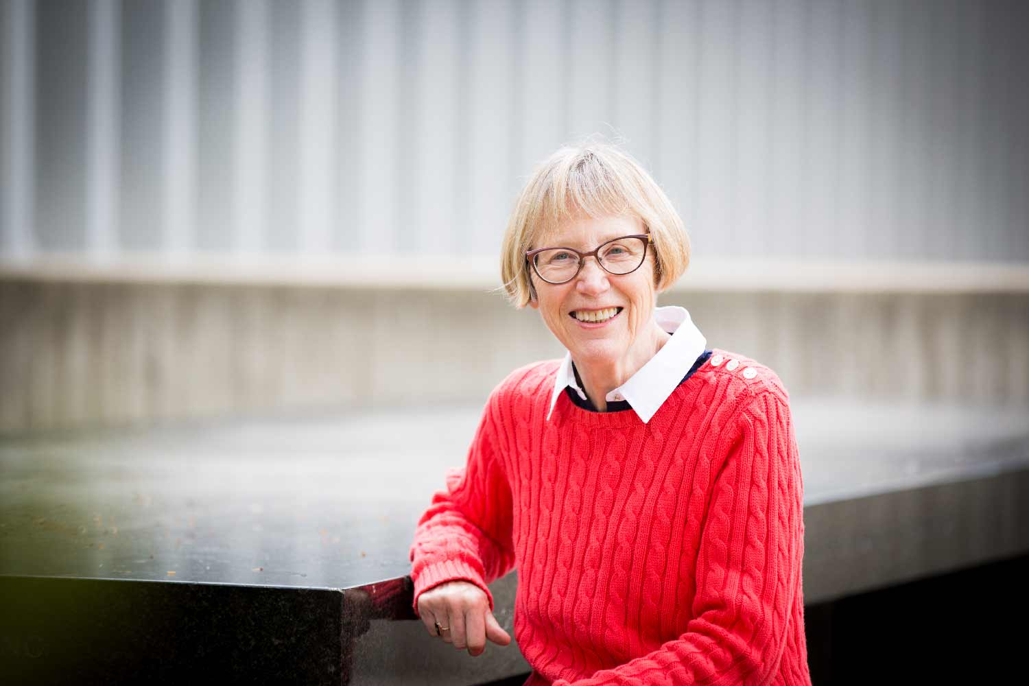 UC San Diego professor Nancy Cartwright