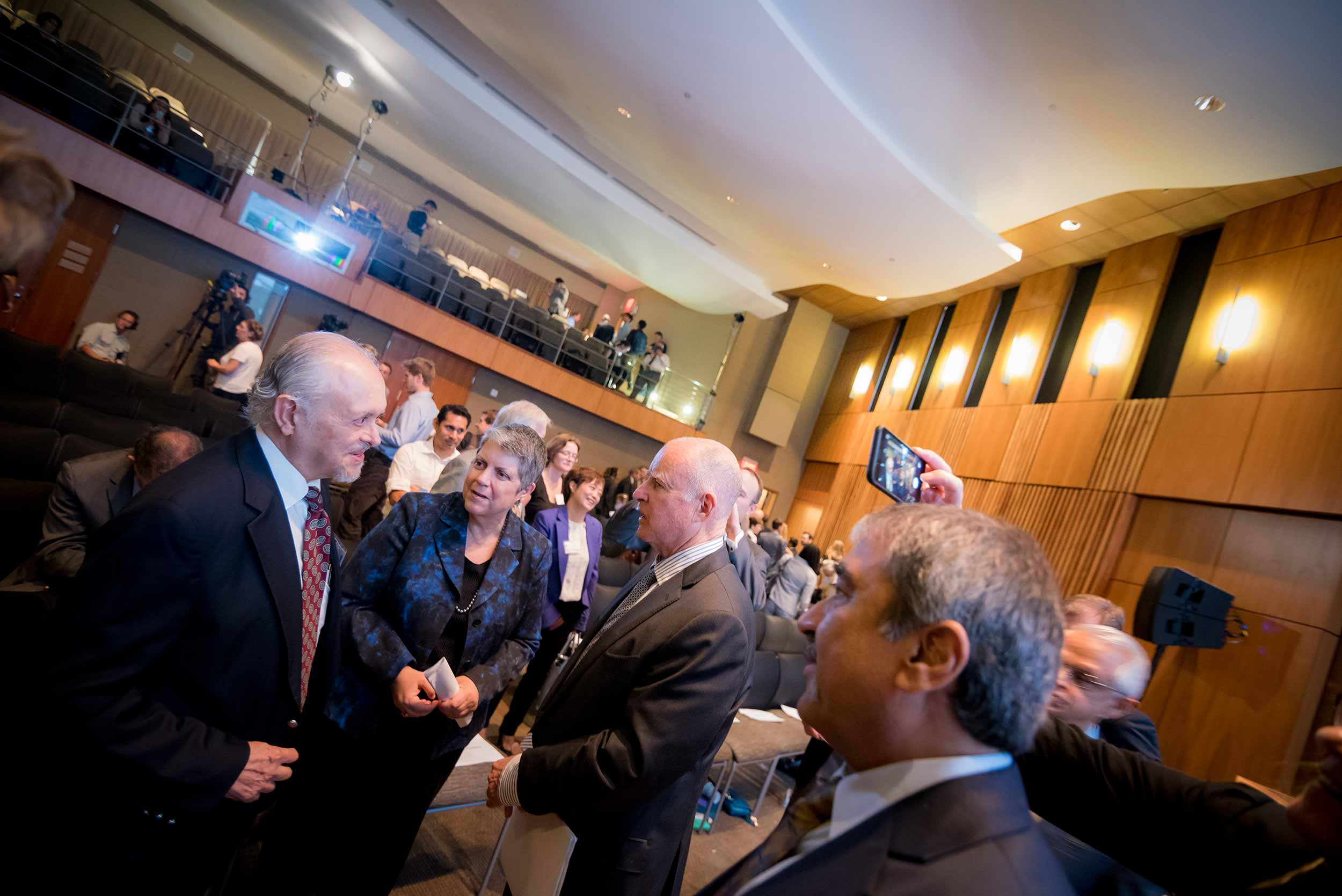 Photo: The UC Carbon and Climate Neutrality Summit