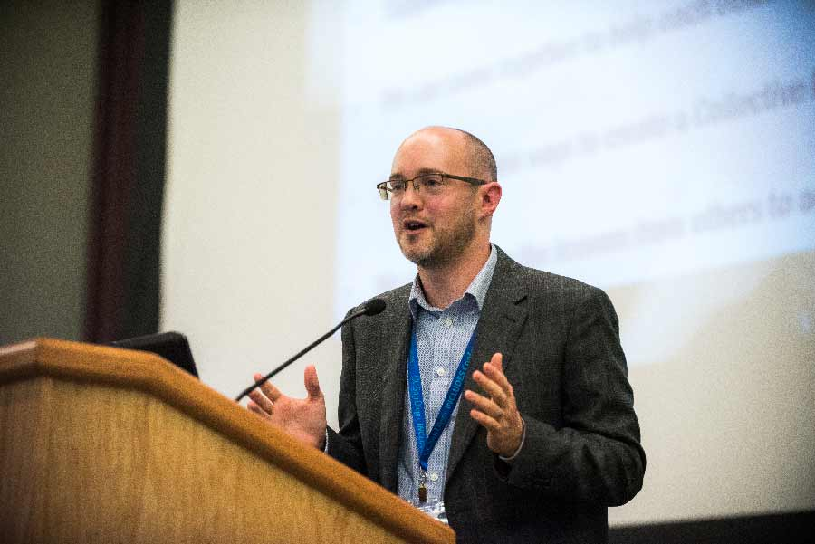 HYPE's Colin Nelson Provides Keynote Talk to US Collective Impact and STEM Conference