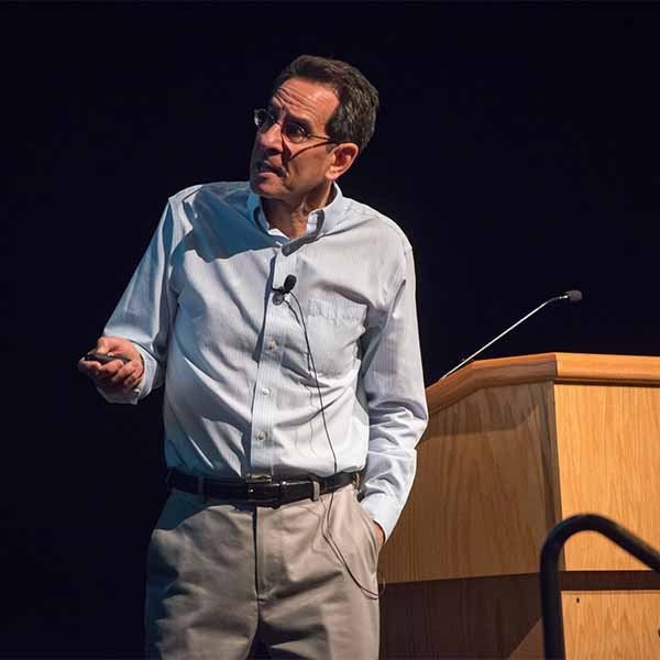 Image: Prof. Paul Siegel, professor of Electrical Computing and Engineering at UC San Diego.