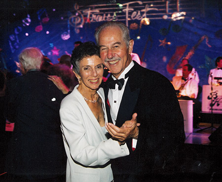 Pauline and Stanley Foster