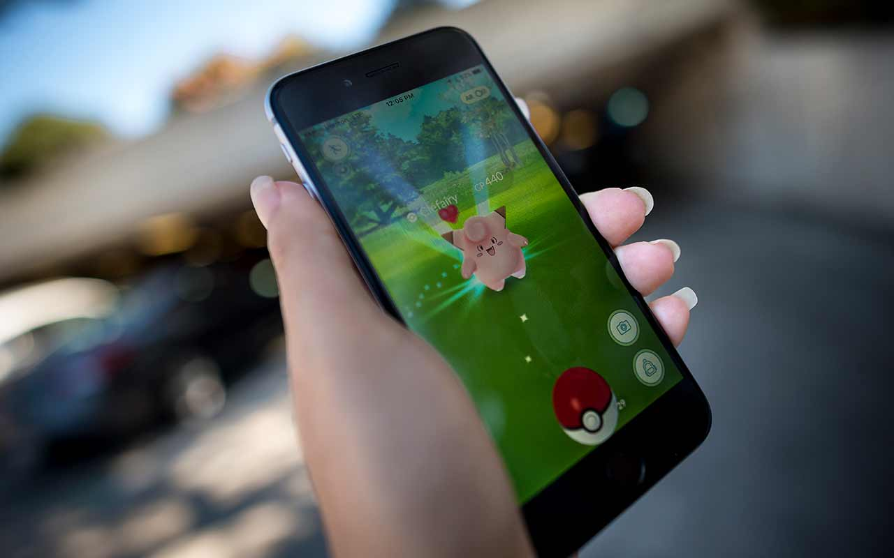Lead Engineer for Pokémon GO Nabbed Game-building Skills at UC San Diego