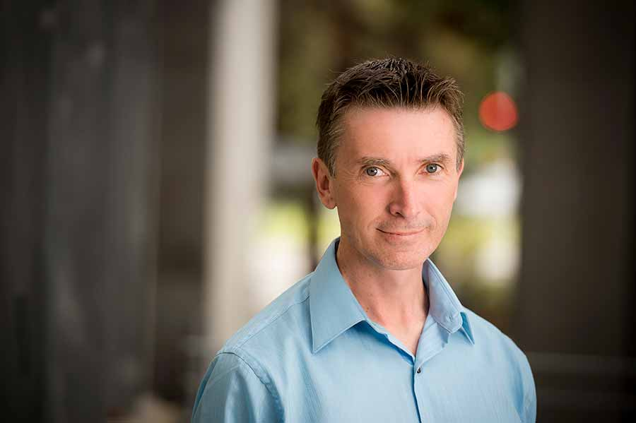 Image: Paul Roben Associate Vice Chancellor for Innovation and Commercialization in the Office of Research Affairs at UC San Diego