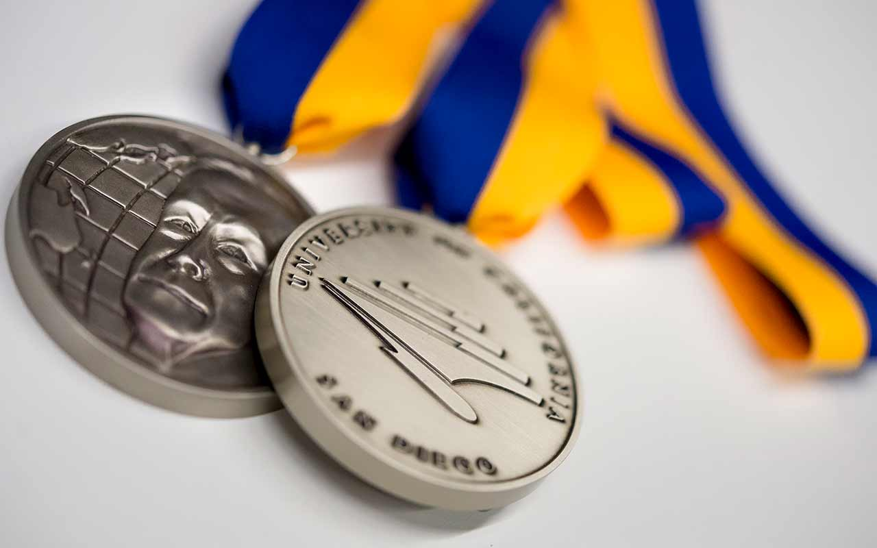 UC San Diego Announces Recipients of Chancellor's and Revelle Medals