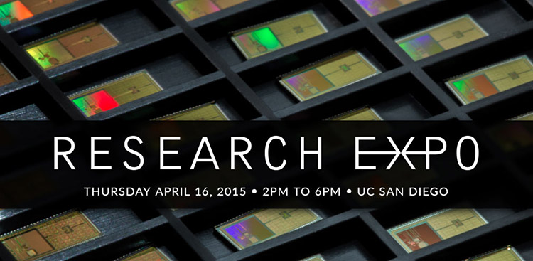 Photo: Research Expo April 16, 2015