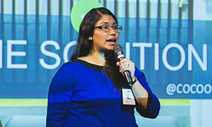 Image: Rubi Sanchez, Co-Founder and CEO of Wearless Tech Inc.
