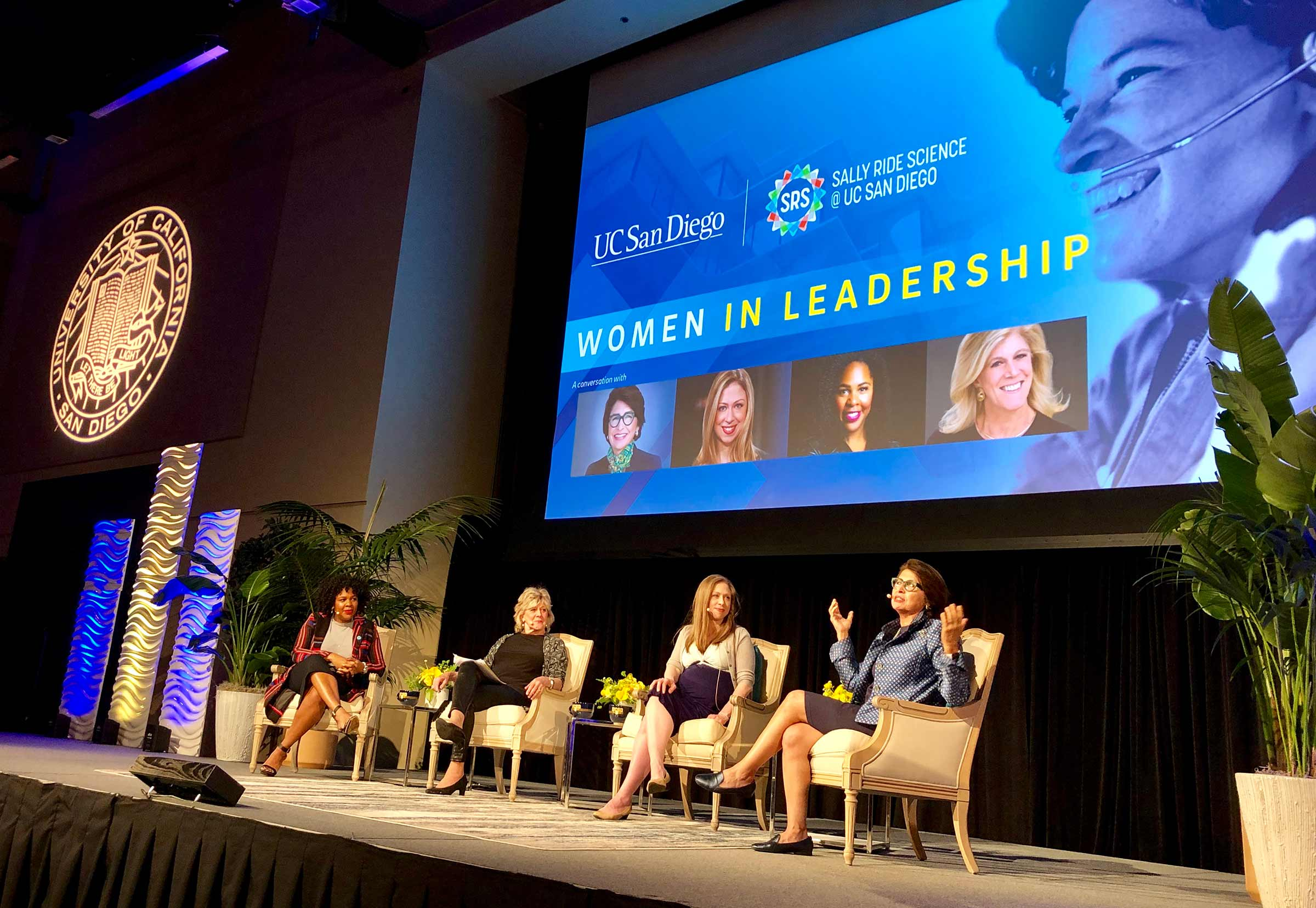The 2019 Women in Leadership event.