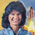 Stamp Ceremony to Commemorate Pioneering Spirit of Sally Ride
