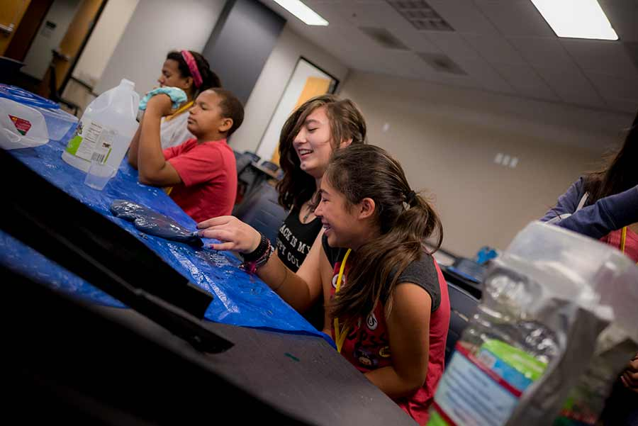 Scripps Oceanography Summer Programs at Sally Ride Science