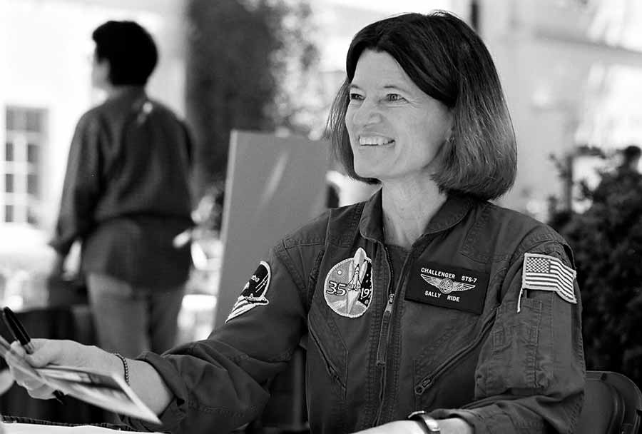 sally ride facts - 888×600