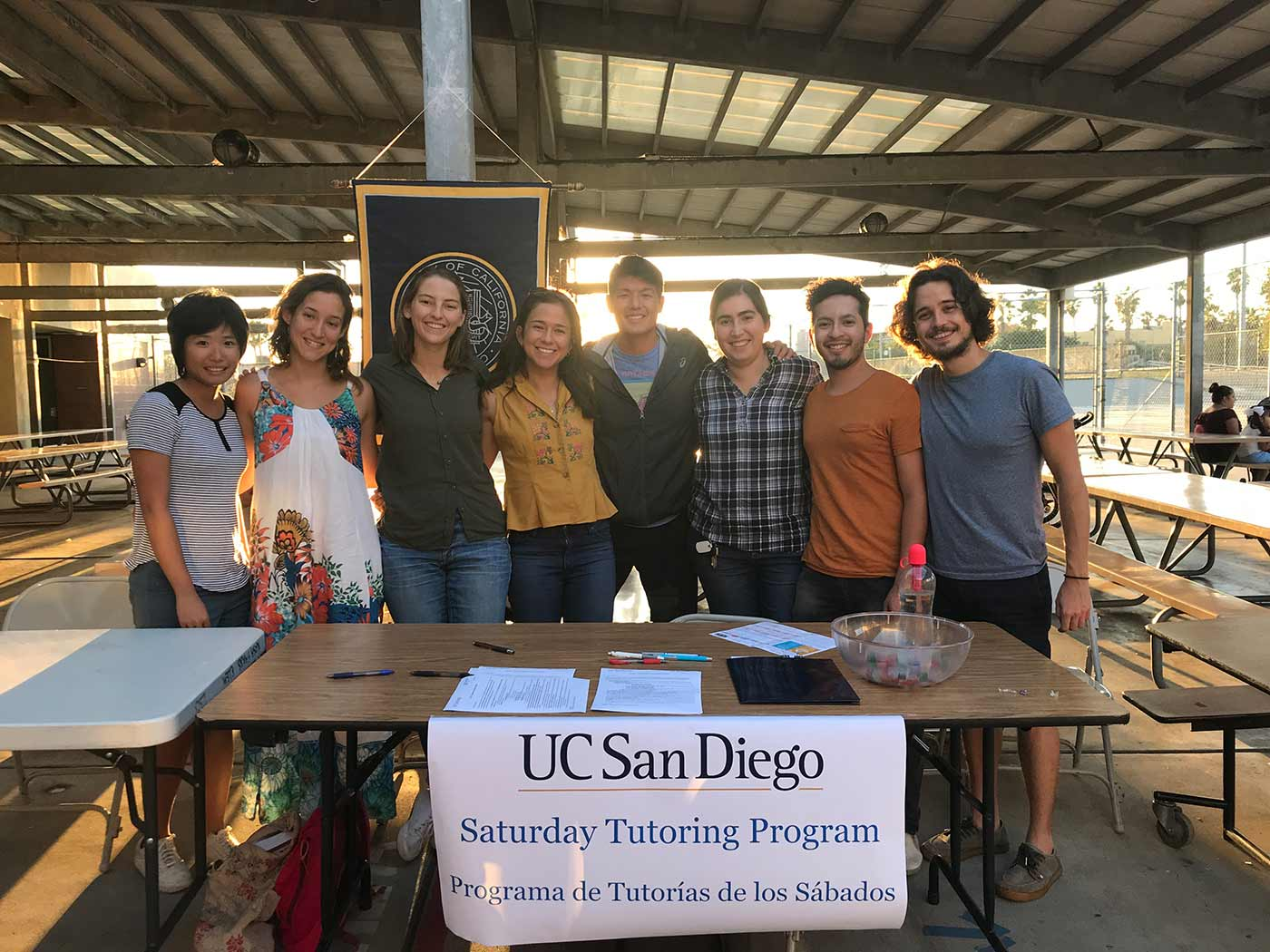 UC San Diego Saturday tutoring program in city heights