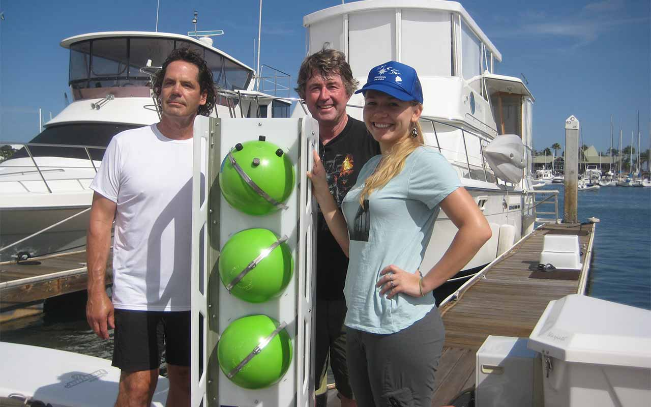 Citizen Scientists Dive in to Support Scripps Exploration on the High Seas