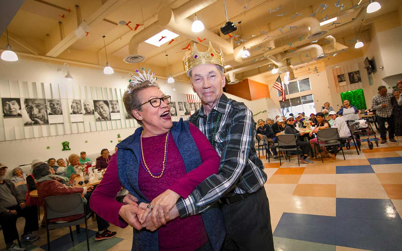 Learning From Our Elders With a Twist (and Shout)