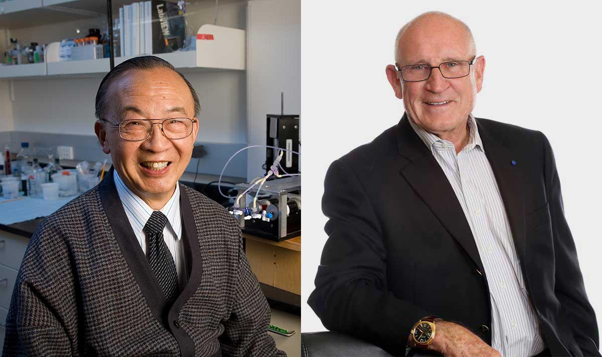 Shu and K.C. Chien and Peter Farrell