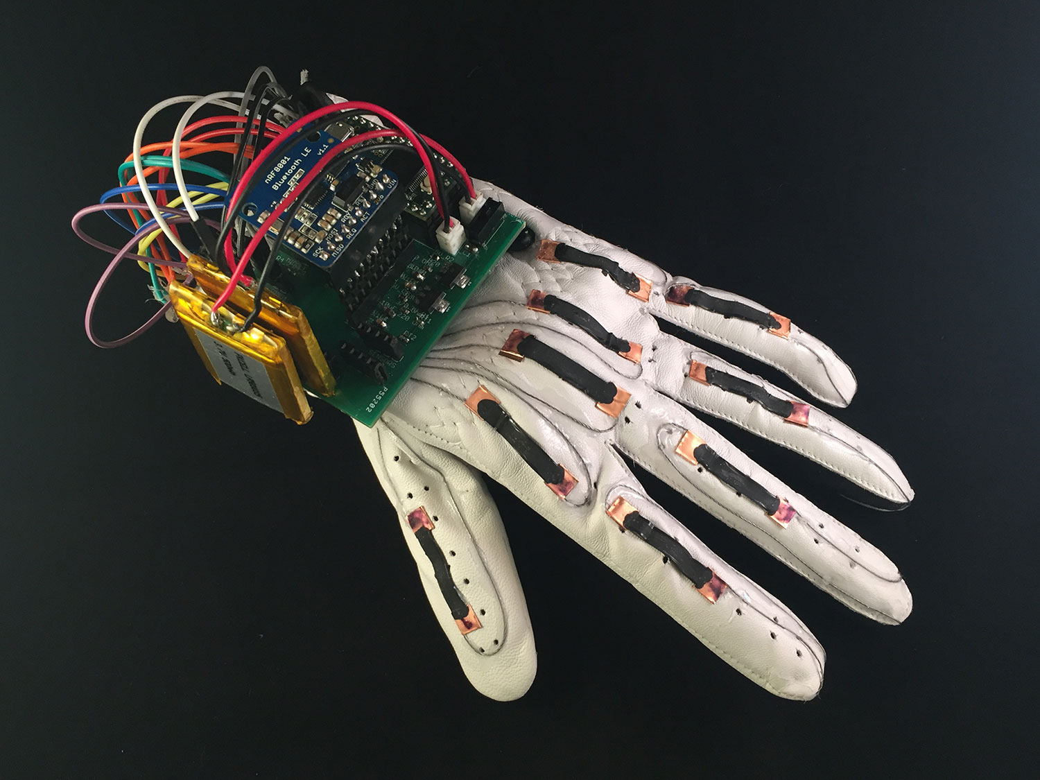 Smart Glove for Sign Language