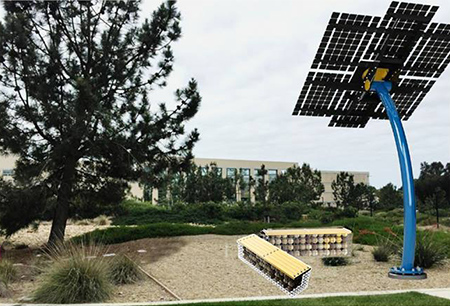 Image: Solar chill site rendering