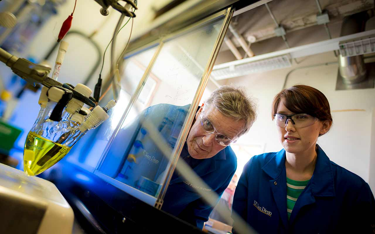 Solar Fuels Conference Comes to Campus