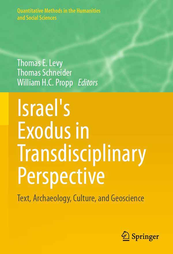 Image: Springer Publishes New Book Documenting Research into Exodus from Egypt