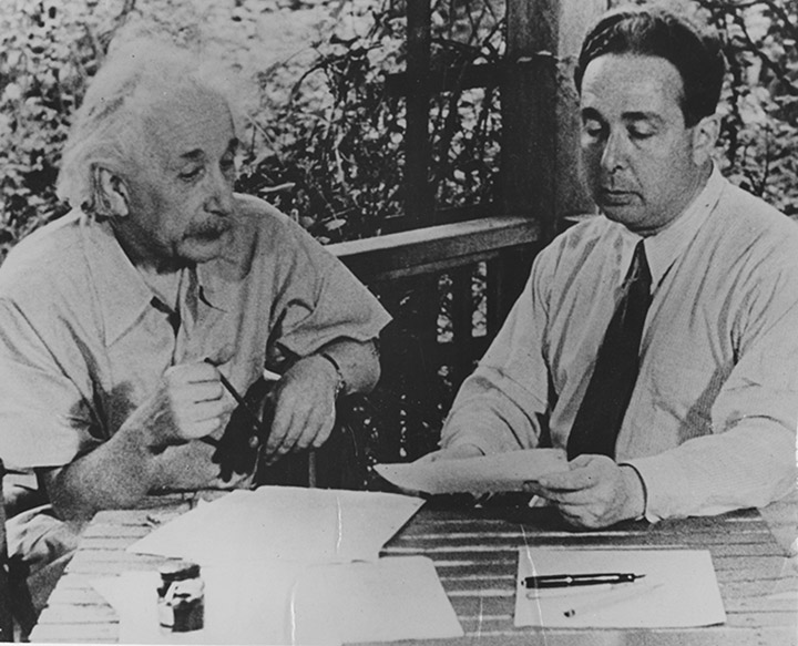 Image result for einstein and Fermi