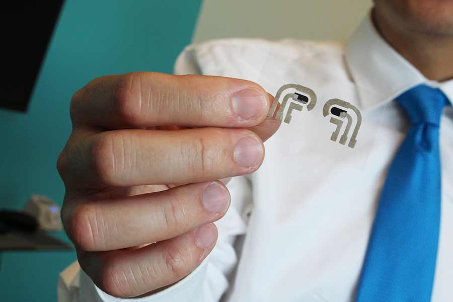 ucsd tatto sensor for glucose monitoring