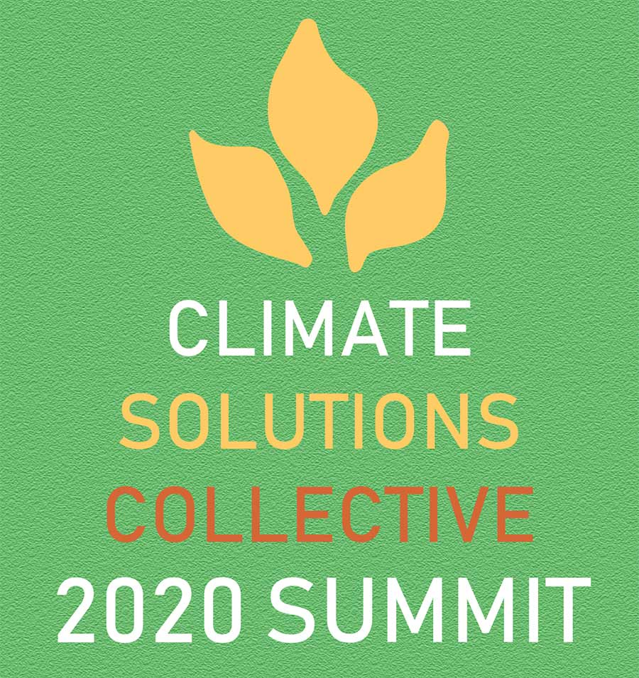 Climate Solutions Collective 2020 summit