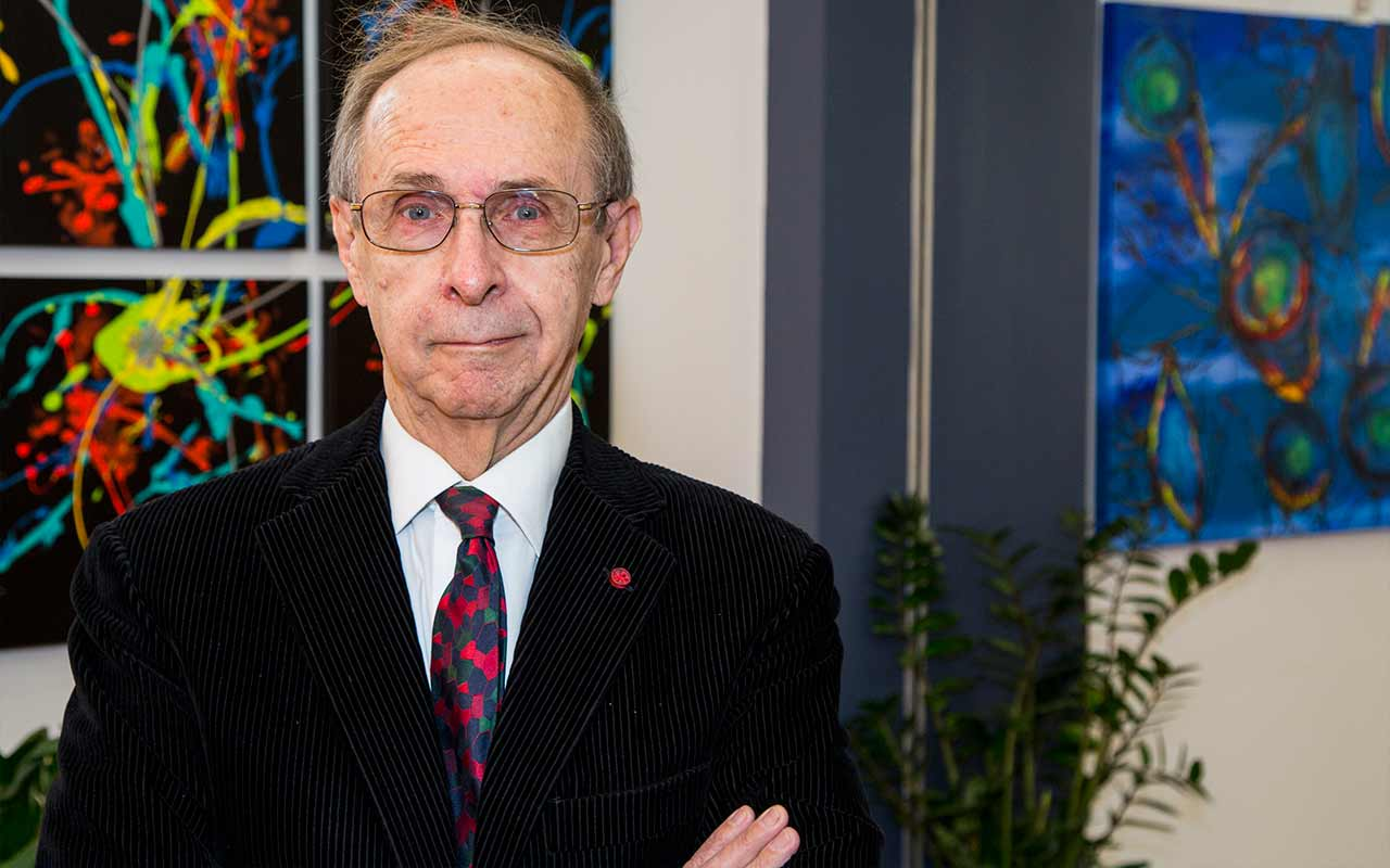 Friedmann Recognized for Pioneering Gene Therapy Research