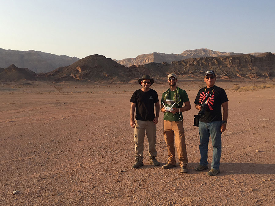 Timna UCSD Team