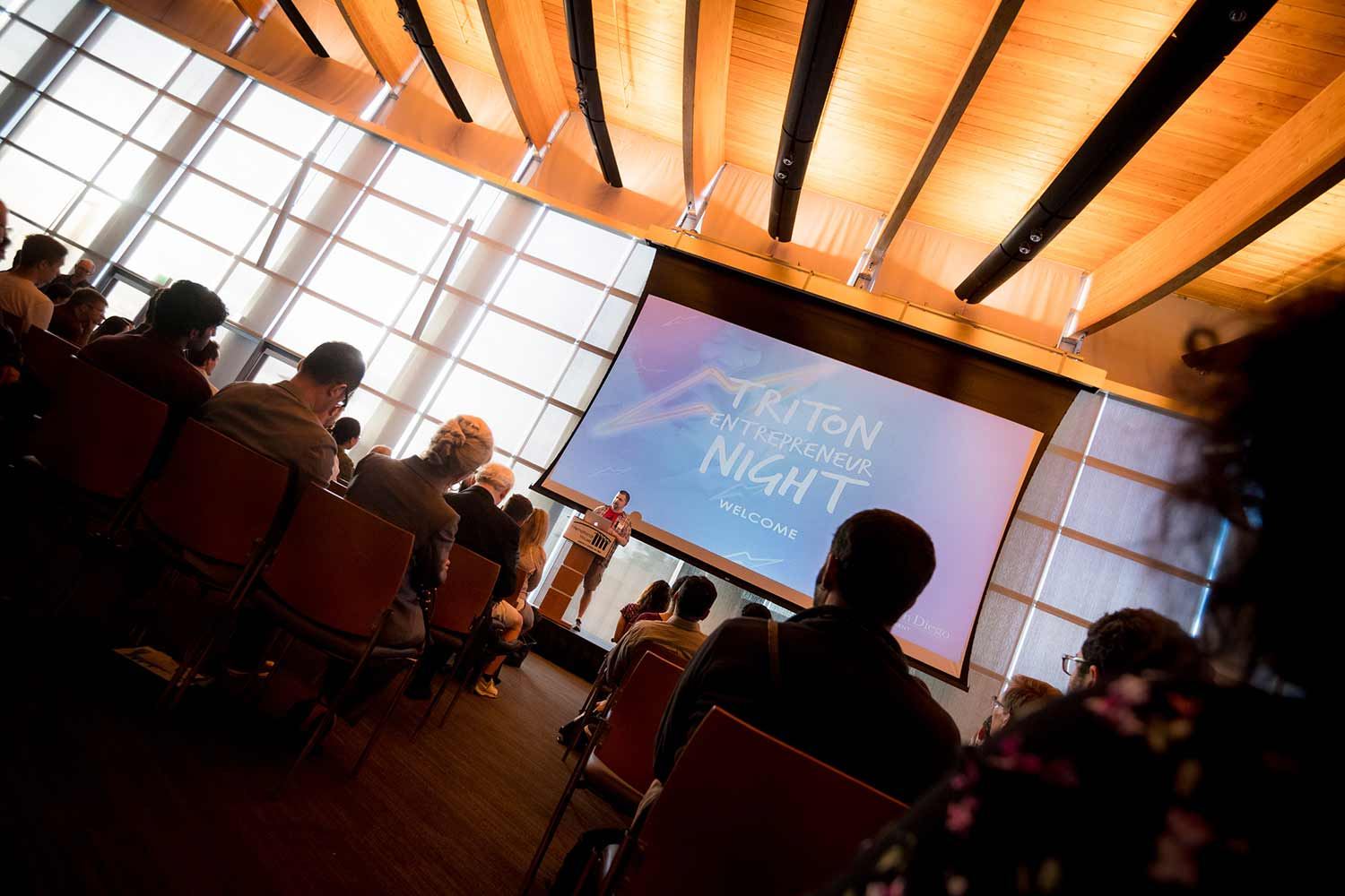 Triton Entrepreneur Night at UC San Diego