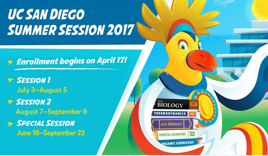 UC San Diego Summer Sessions