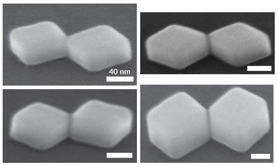 silver nanocrystals