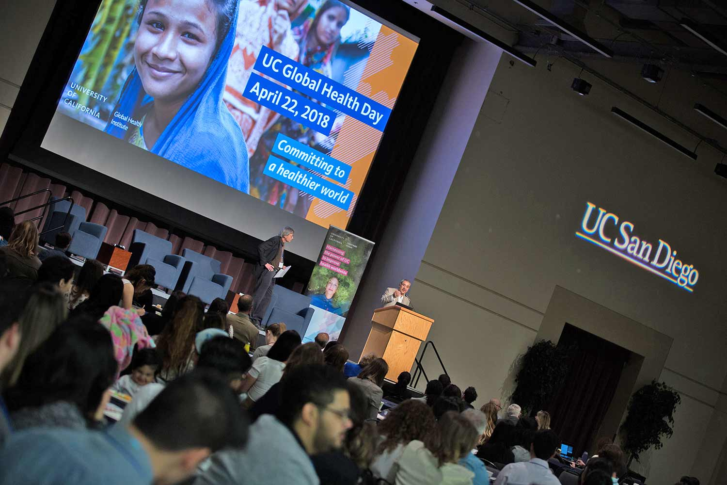 UC Global Health Day Event 2018