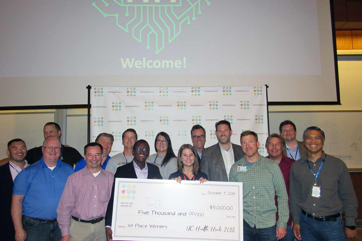 Annual Health-Based Hackathon Draws Fresh Ideas For Patient