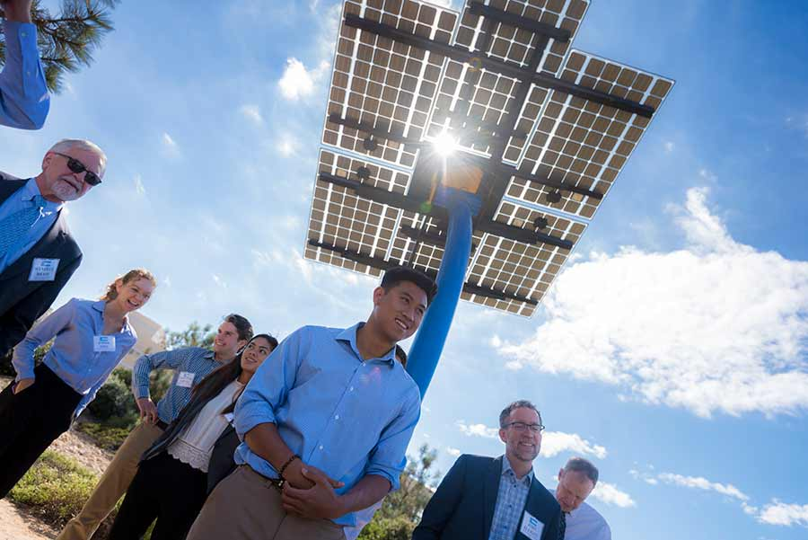 UC San Diego begins plans for Carbon Neutrality