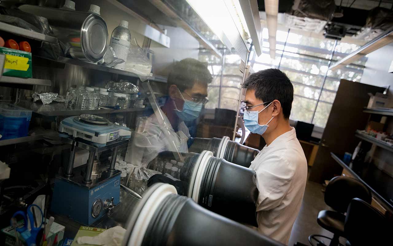 $18M Boost to Materials Science Research at UC San Diego