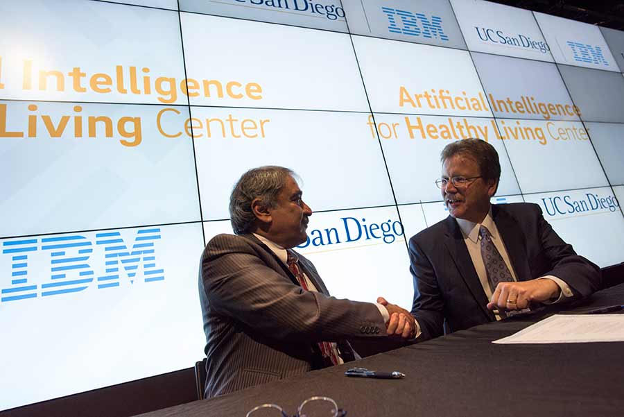 UC San Diego and IBM Partnership