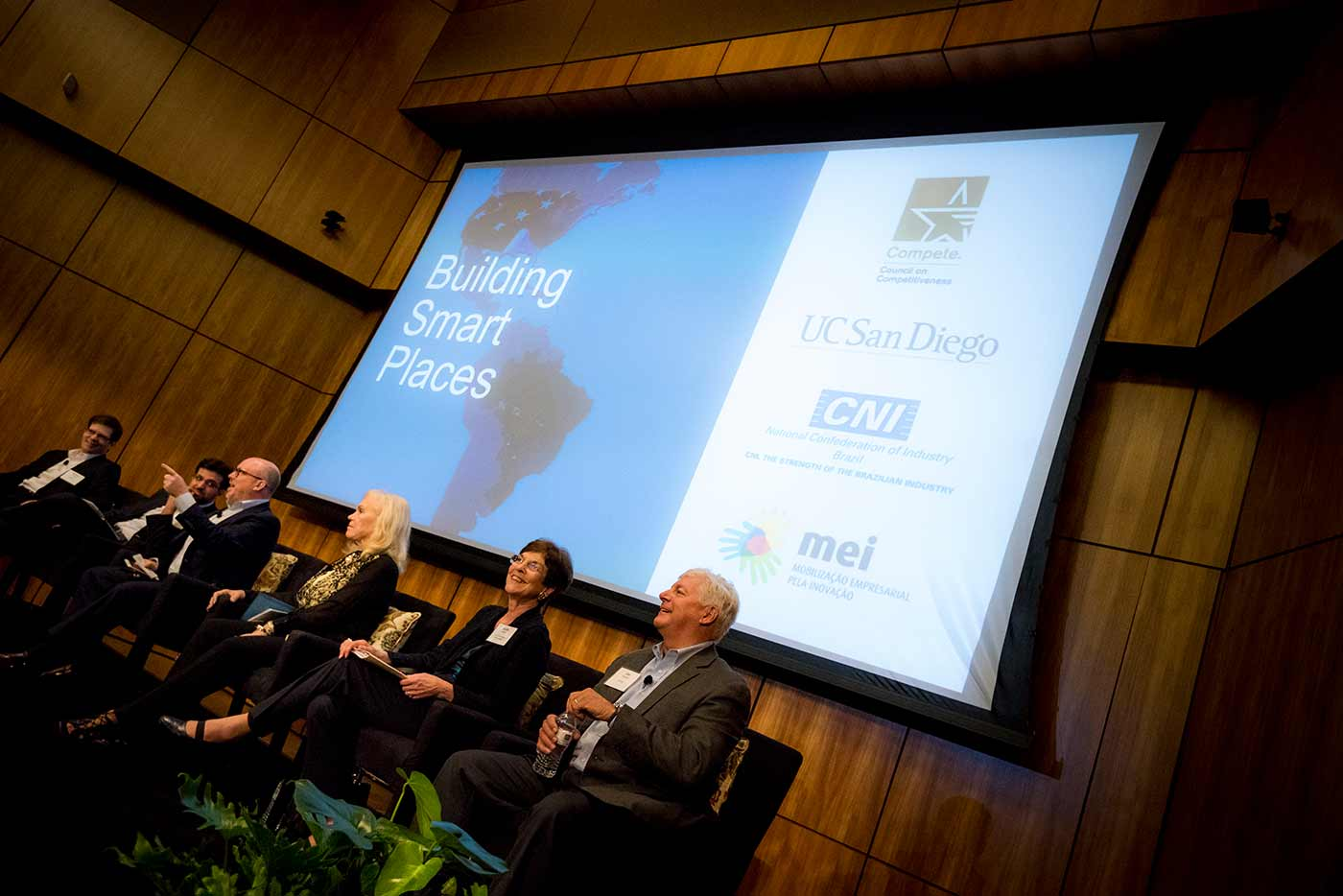 Innovation Leaders Summit event held at UC San Deigo