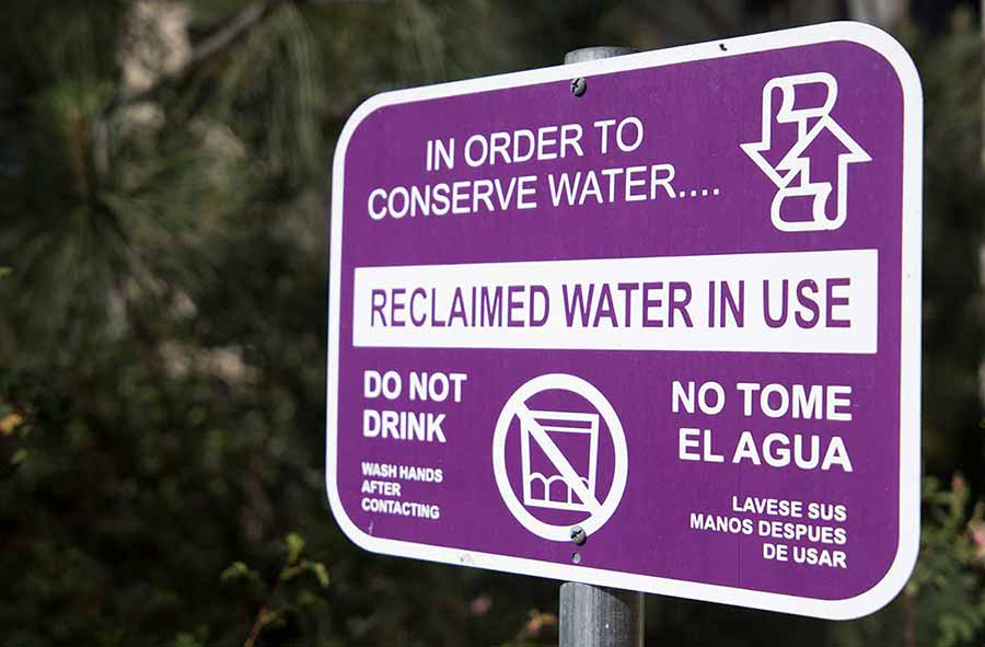 Image: water conservation