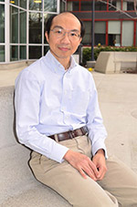 Image: Professor Yuhwa Lo, Director of Nano3